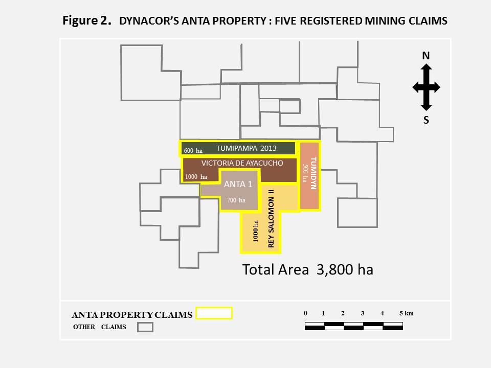 Anta Mining Claims