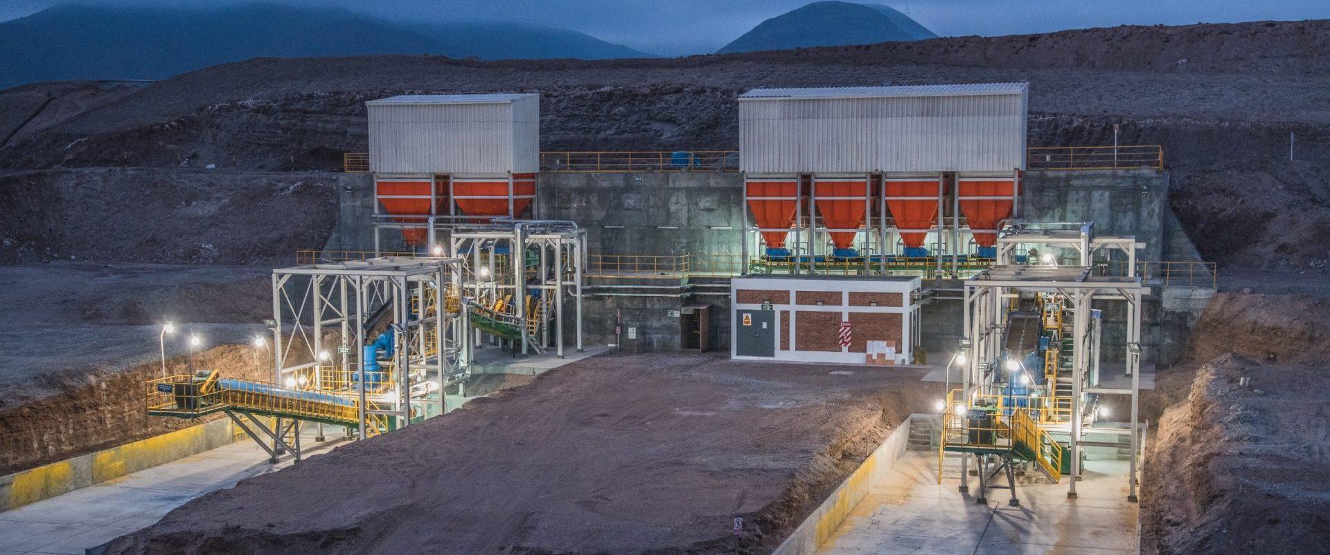 Dynacor Gold Mine Homepage